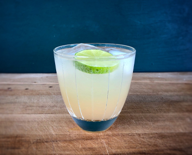 Lime Honey Ginger Vodka